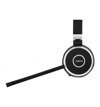 Jabra Evolve 65 MS Stereo USB Headband, BT, NC, USB-A via Dongle, MS