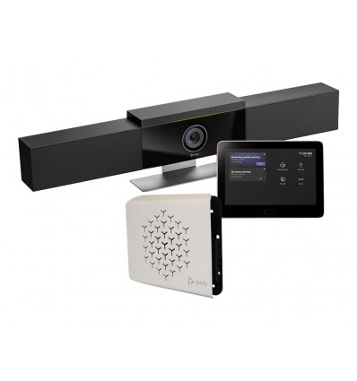 Poly G40-T Video Conf/Collab System: