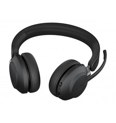 Jabra Evolve2 65, USB-A UC Stereo Black