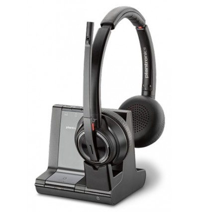 W8220-M DECT Headset Savi Stereo ANC MSFT