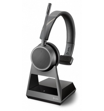 B4210 Voyager UC USB-A w Charge Stand