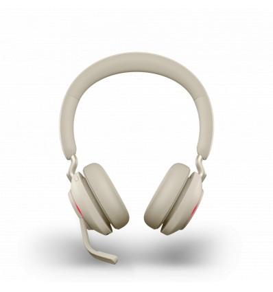 Jabra Evolve2 65, Link380c MS Stereo Beige