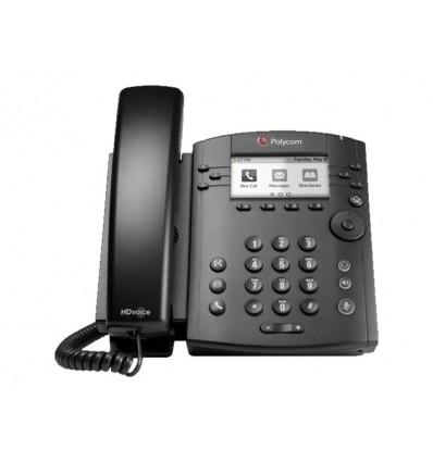 VVX 301 DESKTOP PHONE,SKYPE,PO